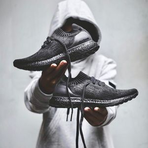 reputable site a7426 24d84 Adidas Ultraboost UnCaged Triple Black